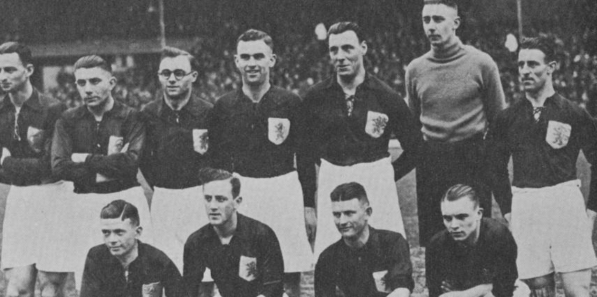 Het Nederlands Elftal 1934