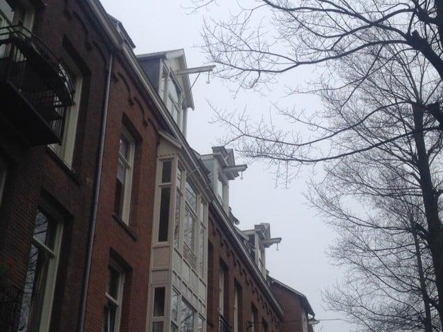 Dutch Row Houses