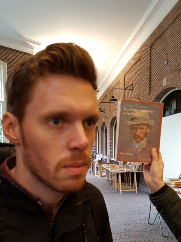 Van Gogh Doppelganger
