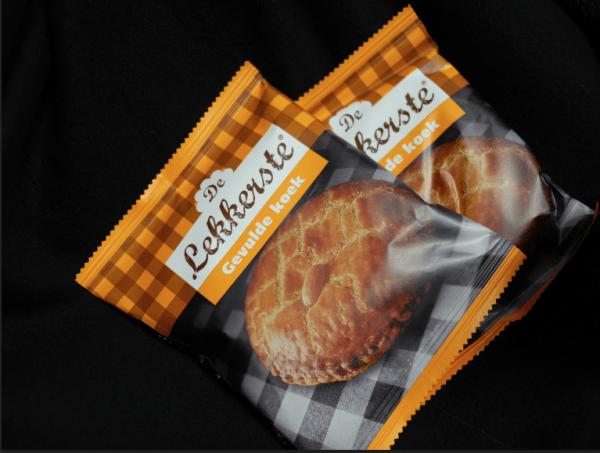 Dutch Gevulde Koeken Filled Cookies