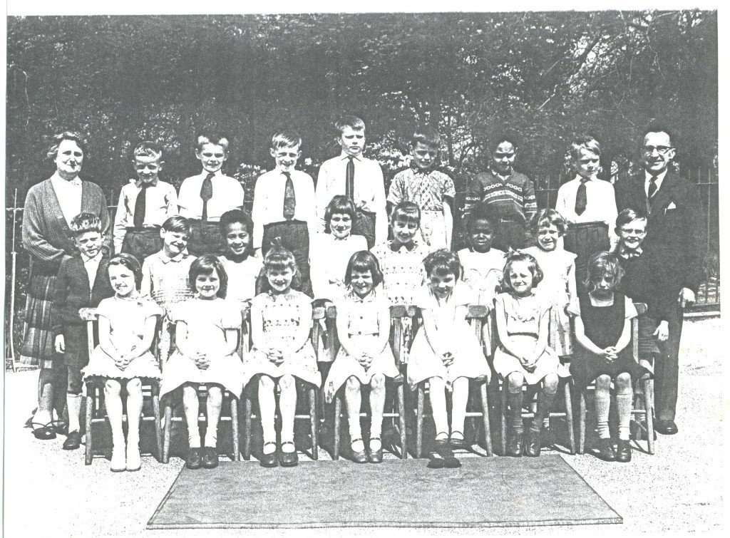 Eleanor Brooks' class picture