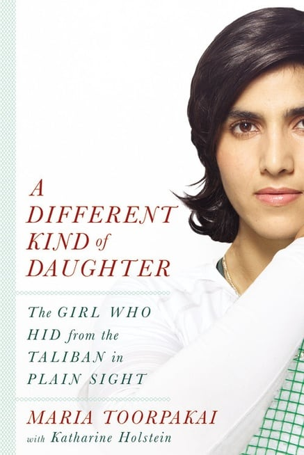 The Girl Who Hid from the Taliban in Plain Sight Book Cover
