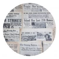 newspaper clippings for collecting and recording memories