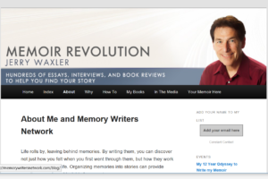 Writing Your Life Story with Memoir Revolution