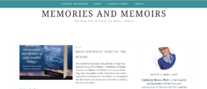 Writing Your Life Story with Memoirs & Memories