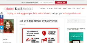 Writing Your Life Story with Marion Roach Smith