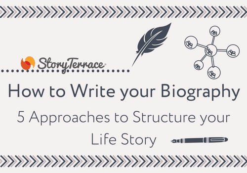 how to write your life story Write scenes of your life that you want to include in your story on different sheets of paper or index cards this is one place i recommend using the old-fashioned way of writing by using pen and paper.