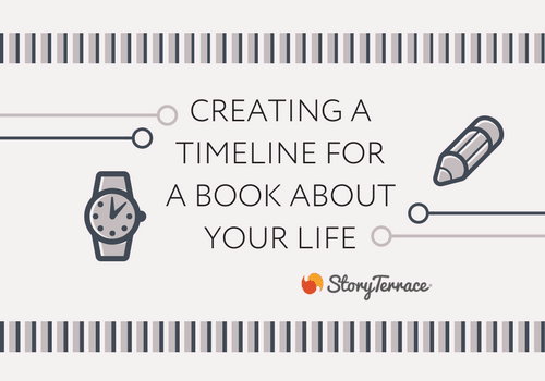 creating a timeline for a book about your life free pdf template
