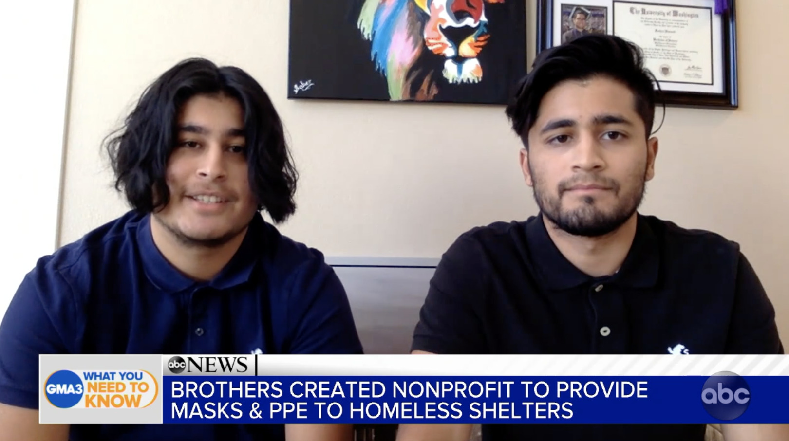 Himmati Brothers Chosen for 'Unsung Heroes' Campaign